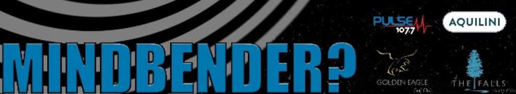 Friday Mindbender Question