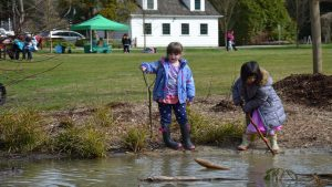 Wild Wednesdays at the Surrey Nature Centre @ Surrey Nature Centre at Green Timbers Park