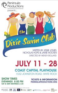 The Dixie Swim Club @ Coast Capital Playhouse