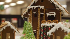 Gingerbread Village 2018 @ City Central Shopping Centre