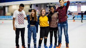 Jungle Safari Skate @ Cloverdale Ice Arena