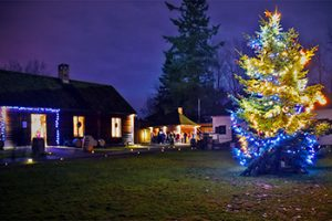 Christmas by Candlelight @ Fort Langley National Historic Site