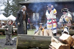 Vive les voyageurs French-Canadian Festival @ Fort Langley National Historic Site