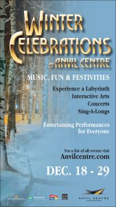Winter Celebrations at Anvil Centre @ Anvil Centre | New Westminster | British Columbia | Canada