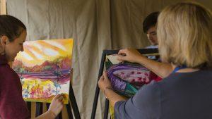 Competitve Paint Off @ Surrey Art Gallery | Surrey | British Columbia | Canada
