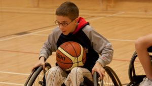 Wheelchair Basketball Try-it Day @ Cloverdale Recreation Centre | Surrey | British Columbia | Canada