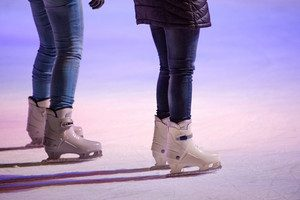New Year's Eve and New Year's Day Skates @ Multiple Locations in Langley