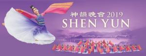 Shen Yun @ Queen Elizabeth Theatre