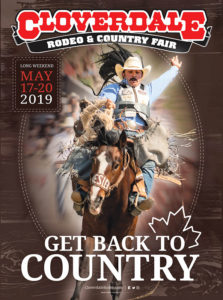 Cloverdale Rodeo & Country Fair @ Cloverdale Fairgrounds