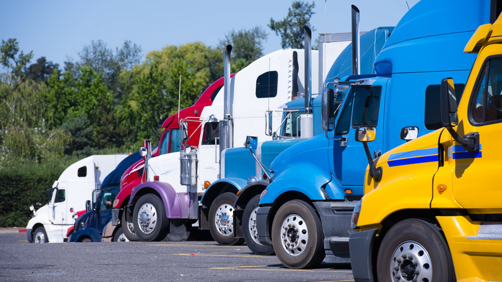 City, truckers seek answers to big rig parking shortage