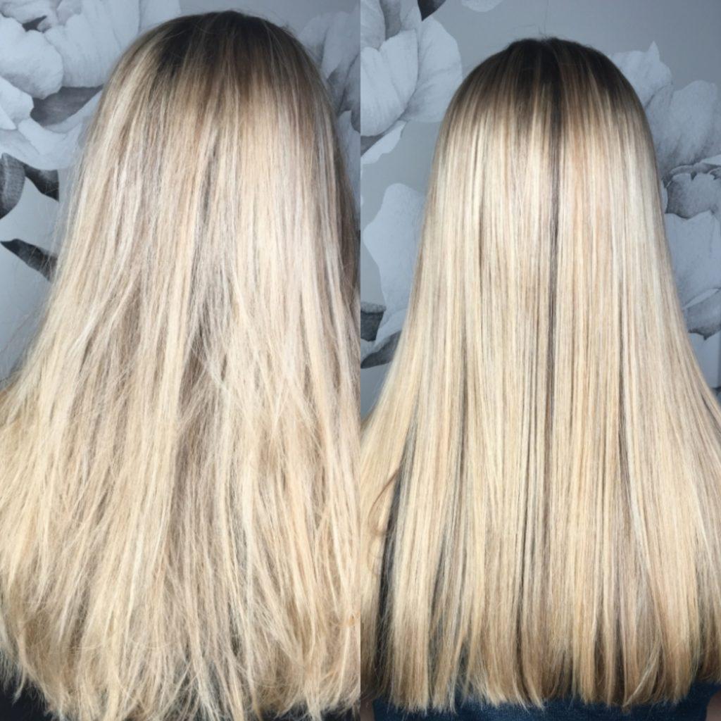 Crushing over Crush Hair Co 's keratin smoothing treatment – 107 7