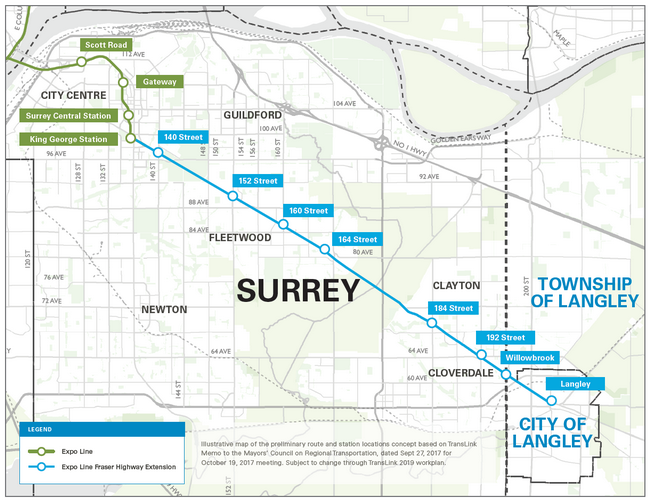 TransLink reaches out to public on SkyTrain expansion