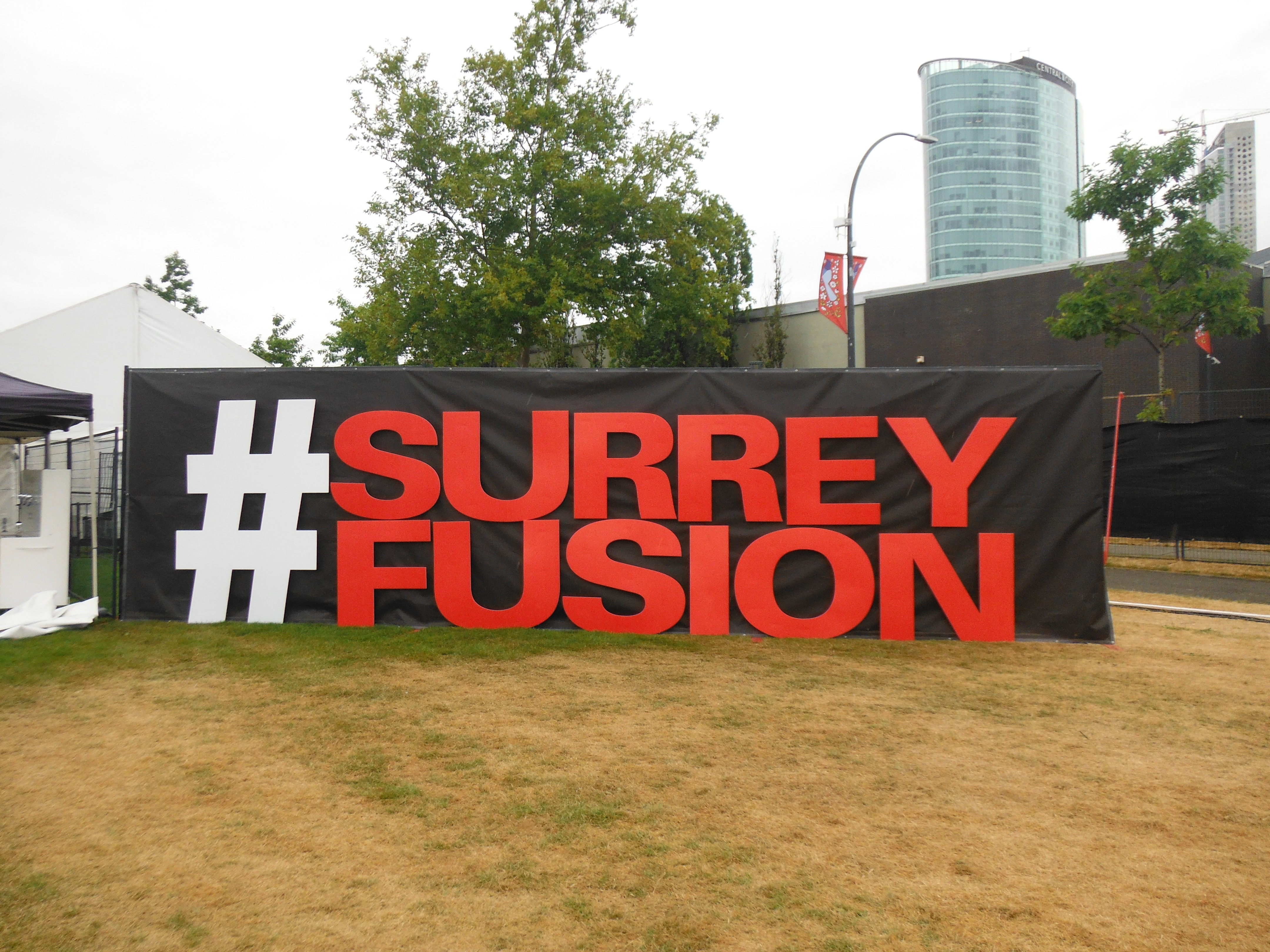 PULSE FM at Surrey Fusion Festival 2017
