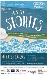 White Rock Sea of Stories @ White Rock Coast Capital Playhouse