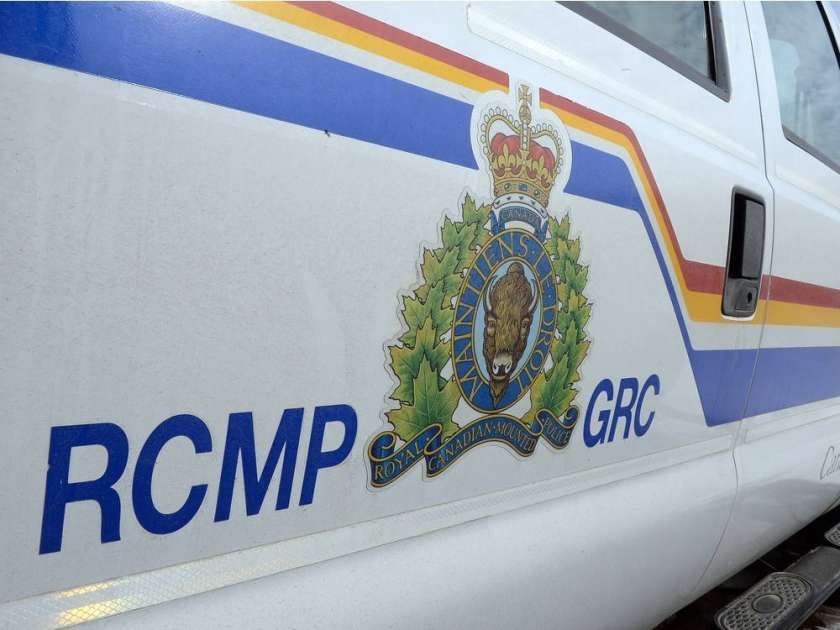 The Surrey RCMP is searching for a suspect in an attempted assault.