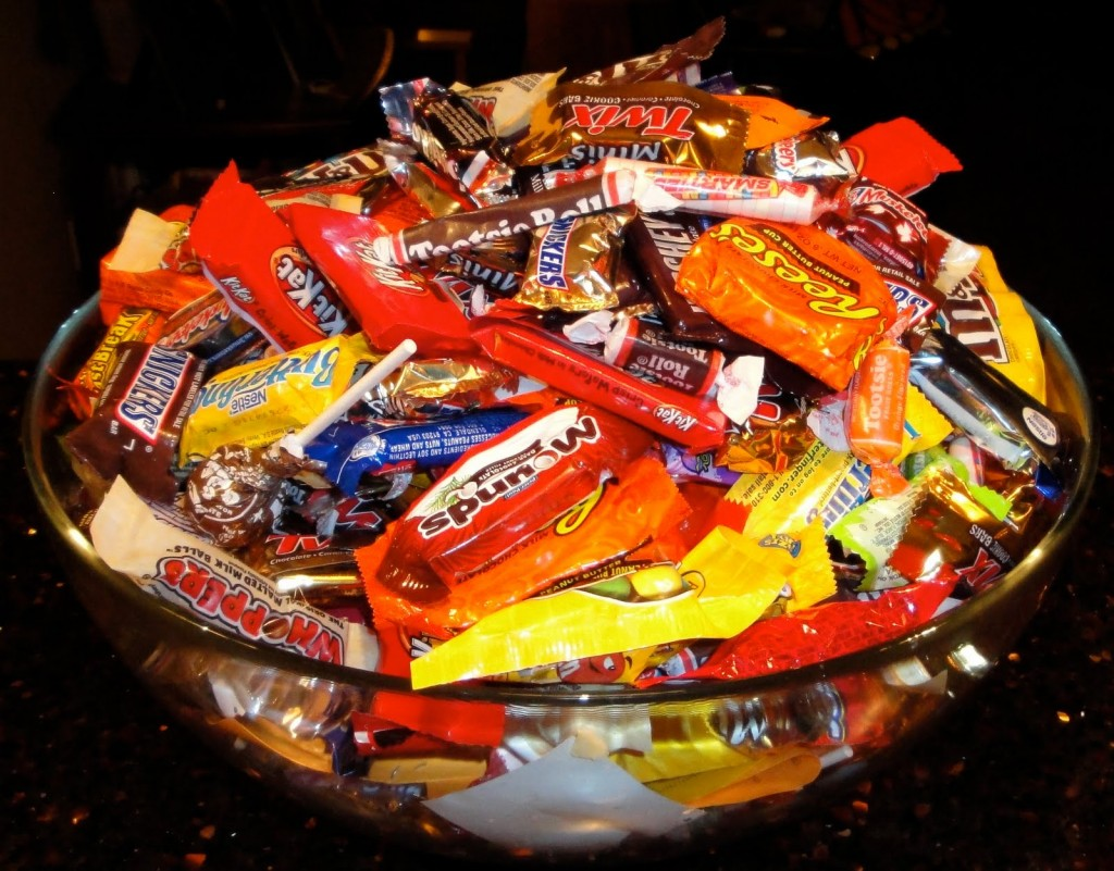 The good, the bad and the ugly on Halloween candy. – 107.7 Pulse ...