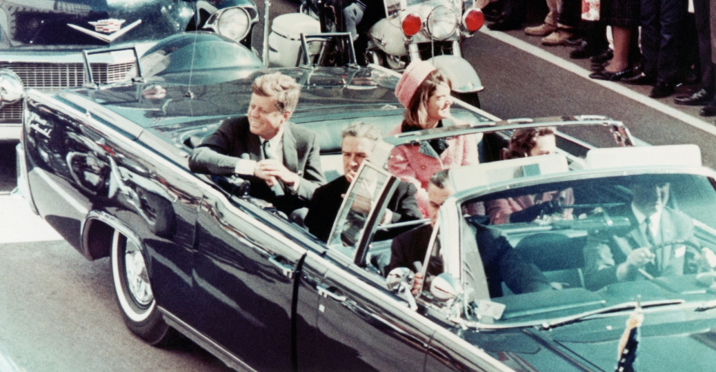 JFK files an exercise in CYA