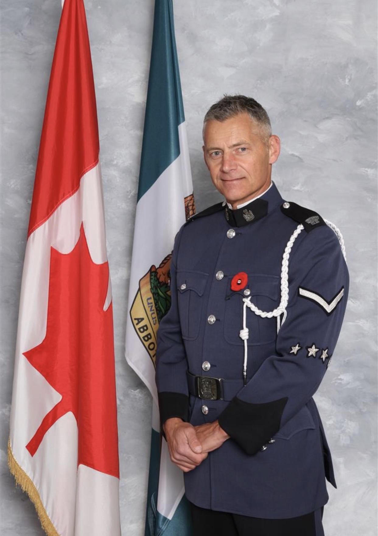 We remember fallen Abbotsford Police Officer Cst. John Davidson.