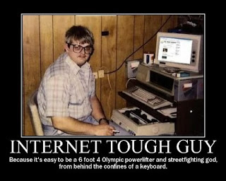 Do Keyboard Warriors really live in their Parents Basement?