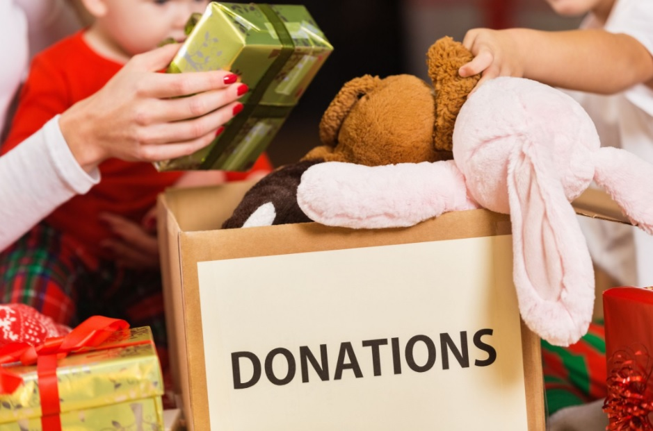 How South Fraser Residents help those in need at Christmas