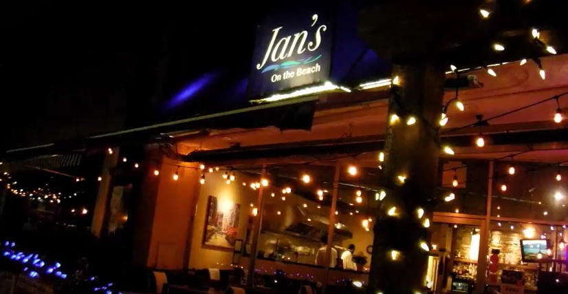 """VIDEO: Pulse FM at """"Jan's On The Beach"""" for The Taste of White Rock"""