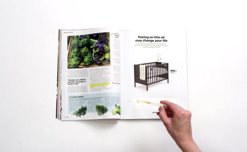 IKEA'S PREGNANCY CAMPAIGN