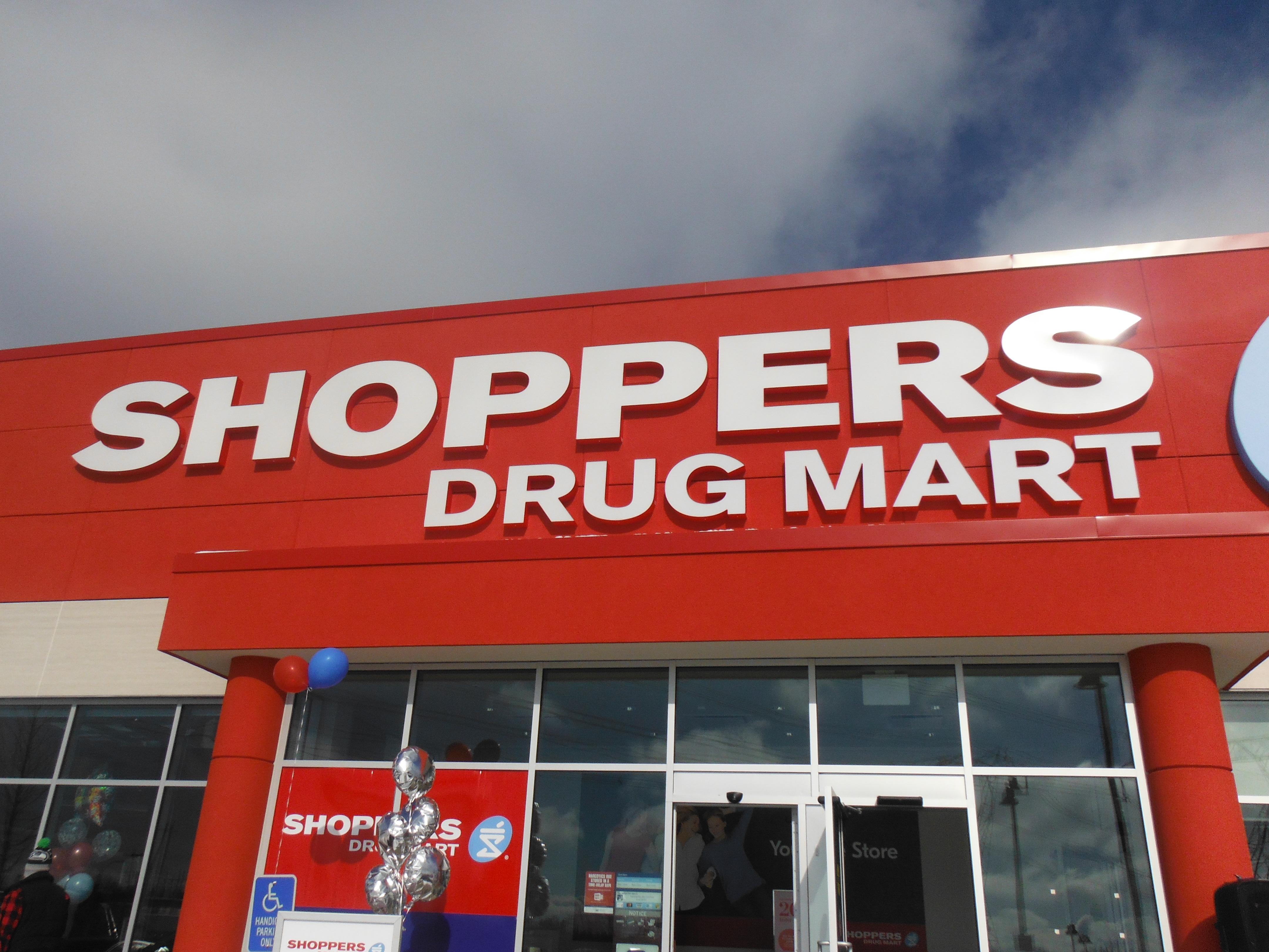 PULSE FM at Shoppers Drug Mart Grandview Central Grand Opening