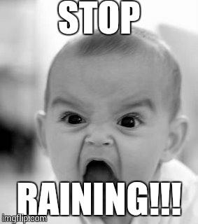 LET IT RAIN LET IT RAIN LET IT RAIN