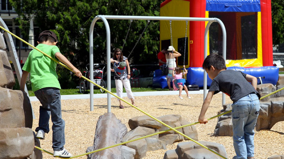 Some mom-tested, family-approved parks to check out!