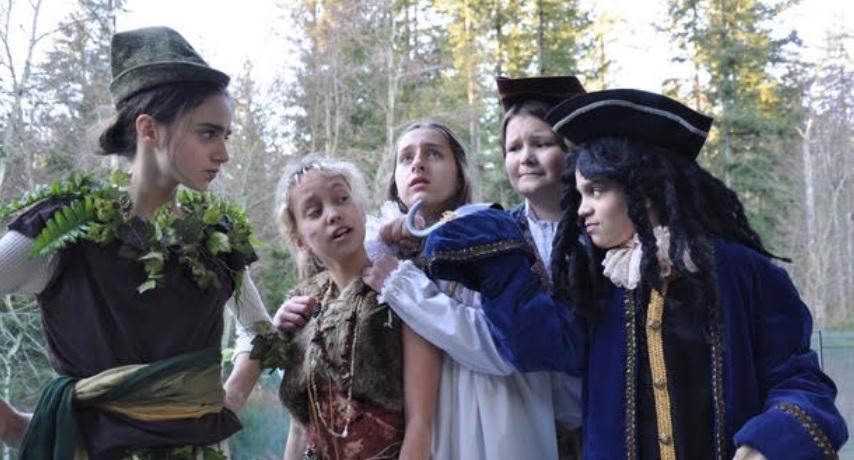 Peter Pan The Musical in Surrey