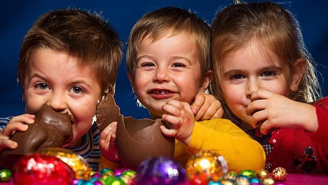 Easter….aka chocolate, chocolate and more chocolate
