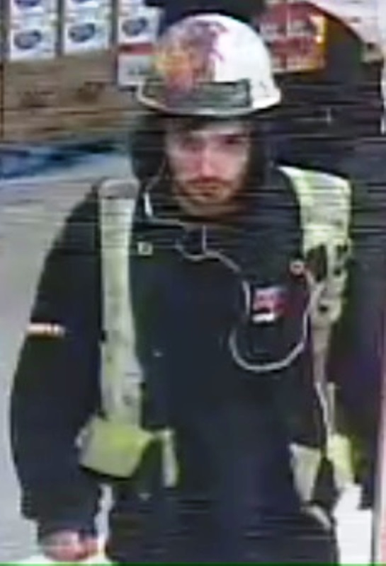 Help the Surrey RCMP identify a grocery store robber.