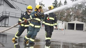 Women in Firefighting Workshops @ Surrey Fire Central Training Facility | Surrey | British Columbia | Canada