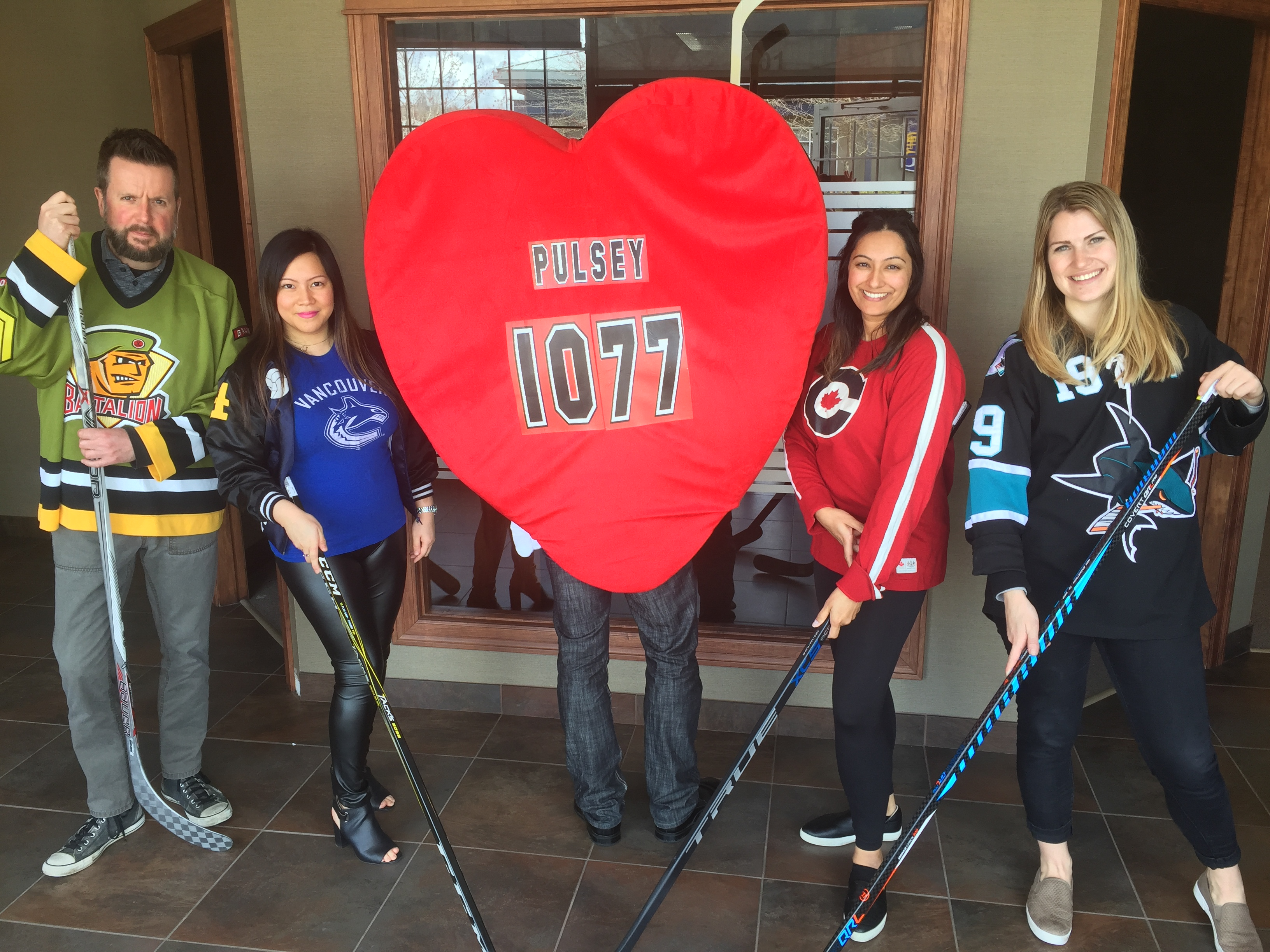 PULSE FM is #HumboldtStrong #JerseyDay