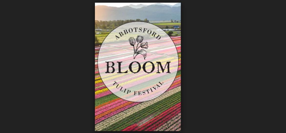 WIN passes to BLOOM Tulip Festival