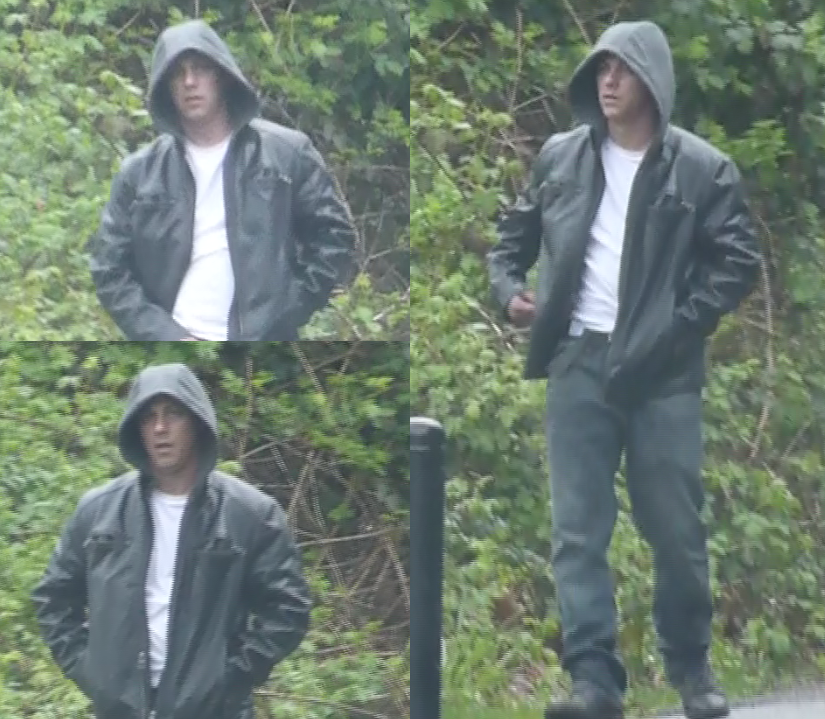 Surrey RCMP are seeking to identify indecent acts suspect.