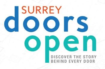 #SurreyDoorsOpen