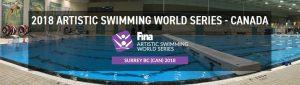 FINA Canada Open Artistic Swimming Championships