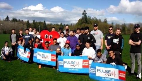 Fundraising Day for Sullivan Heights Football Team