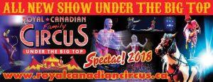 Royal Canadian Circus @ Tsawwassen Mills | Delta | British Columbia | Canada