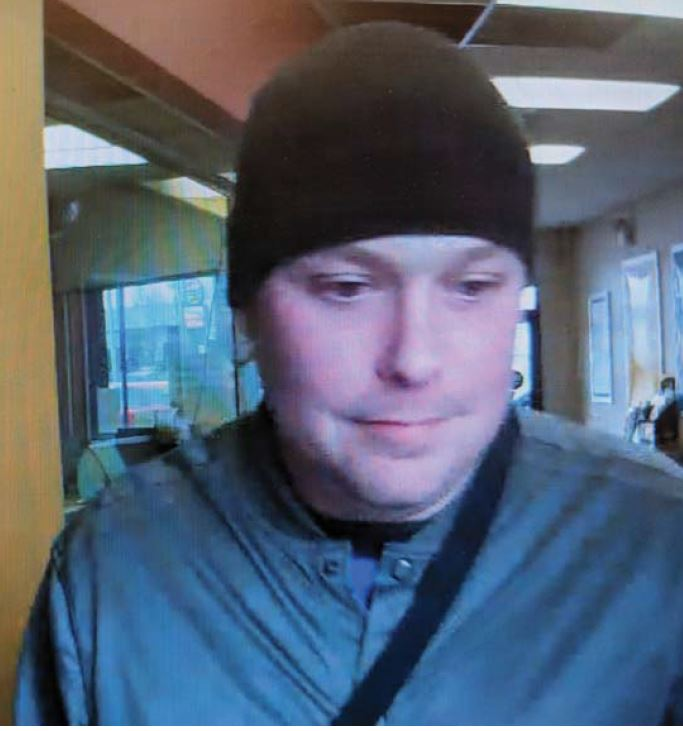 If you can identify this fraud suspect contact the Surrey RCMP.