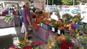 Fort Langley Village Farmers' Market @ St. Andrew's Historic Church
