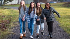 'Just for Girls' Nights! @ Cloverdale Recreation Centre