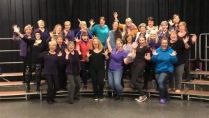 Come Sing With the Peace Arch Chorus @ Newton Cultural Centre
