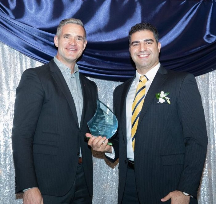 South Surrey Business Person of the Year Award goes to….