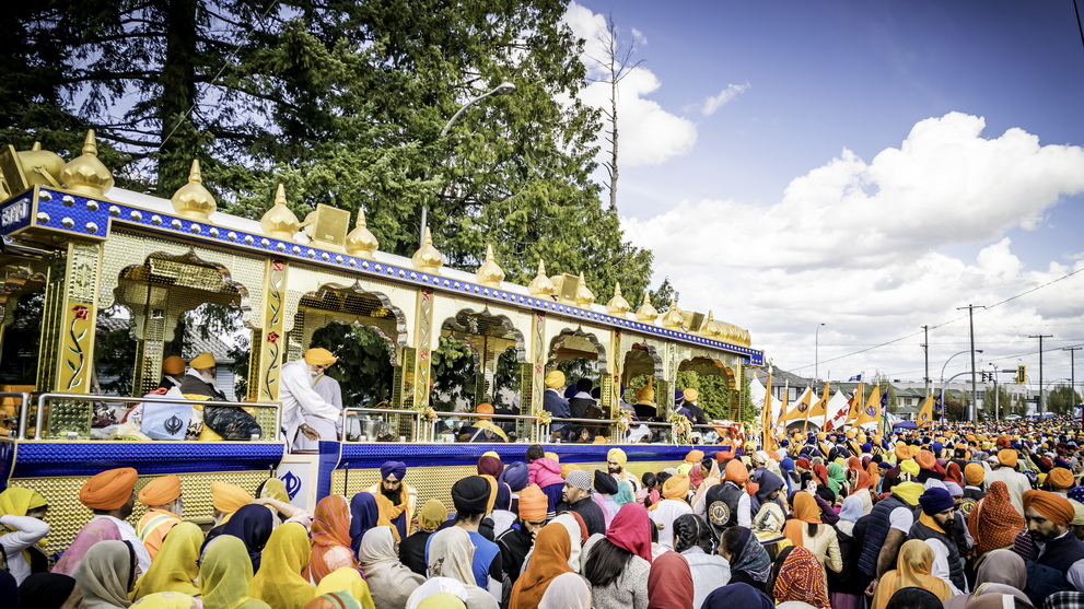 Surrey Vaisakhi Khalsa Day Parade Cancelled