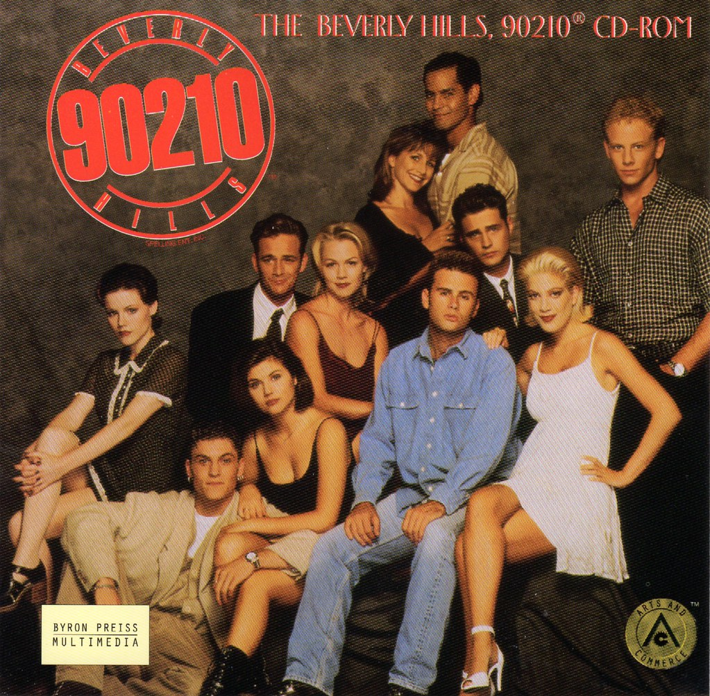 They're back!  Beverly Hills, 90210