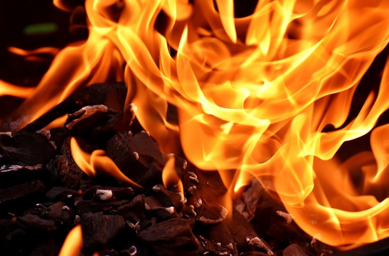 Outdoor Burning Ban In Effect