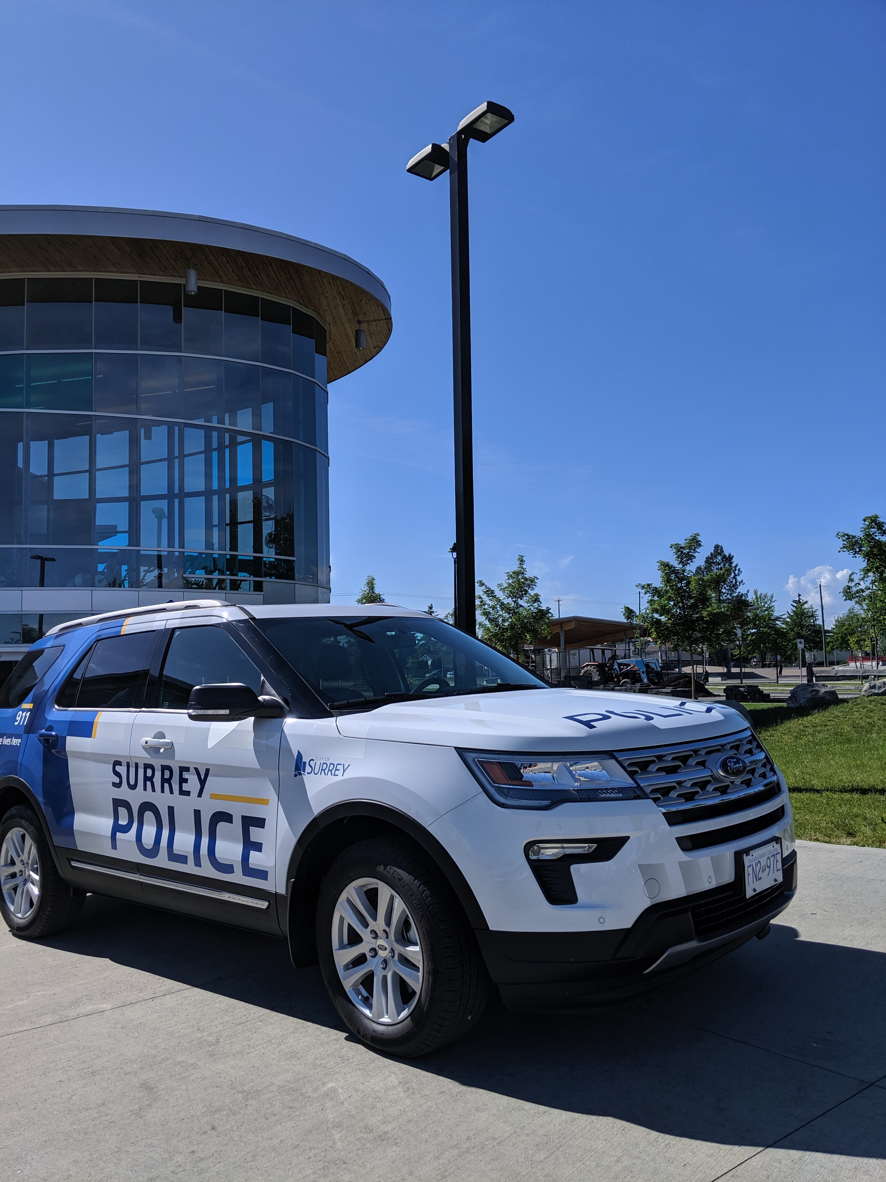 Surrey green-lighted for municipal police force