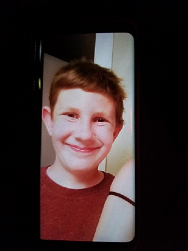UPDATE: FOUND. Surrey Boy Missing